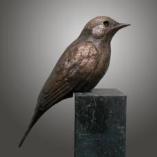 Nachtegaal, brons 395 euro